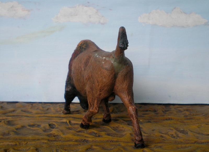 Bemalungen, Umbauten, Modellierungen - neue Tiere für meine Dioramen - Seite 2 214f2c10