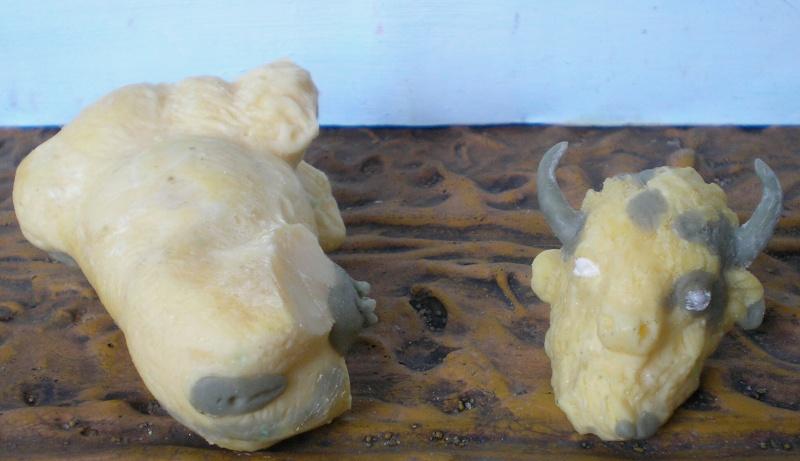 Bemalungen, Umbauten, Modellierungen - neue Tiere für meine Dioramen - Seite 2 216c1b11