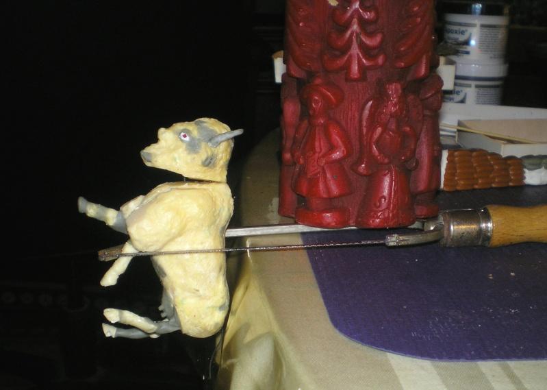 Bemalungen, Umbauten, Modellierungen - neue Tiere für meine Dioramen - Seite 2 216c2b16