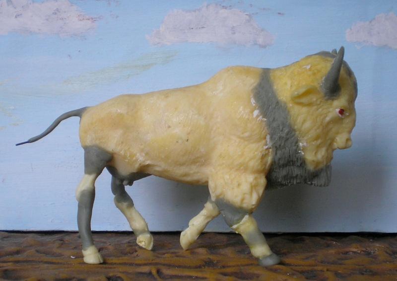 Bemalungen, Umbauten, Modellierungen - neue Tiere für meine Dioramen - Seite 2 216c3a12