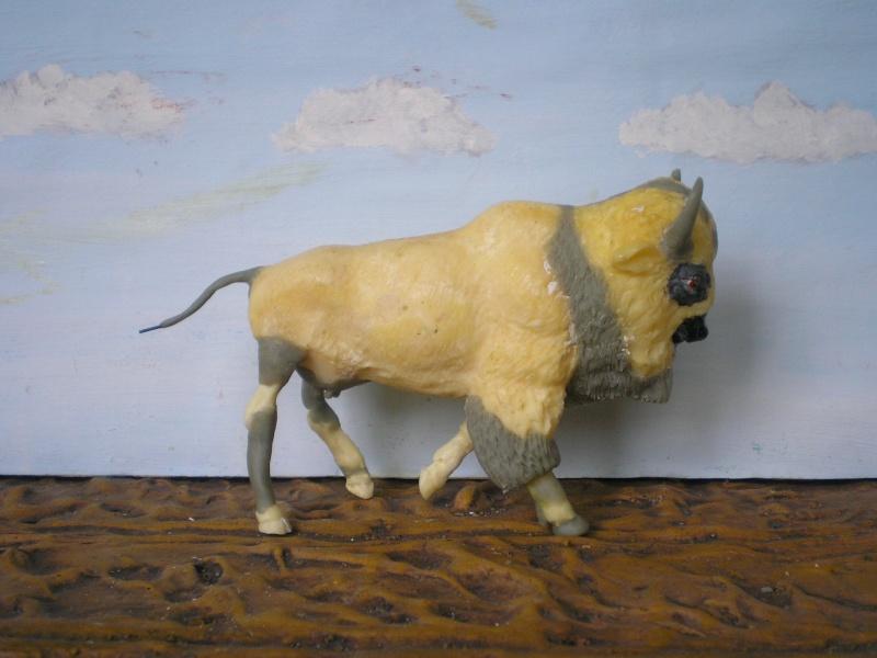 Bemalungen, Umbauten, Modellierungen - neue Tiere für meine Dioramen - Seite 2 216c3b10