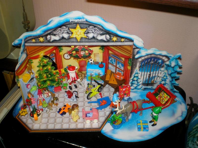 Weihnachtswelt mit PLAYMOBIL-Figuren und -Zubehör - Seite 2 Pm_54911