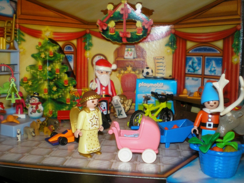 Weihnachtswelt mit PLAYMOBIL-Figuren und -Zubehör - Seite 2 Pm_54915
