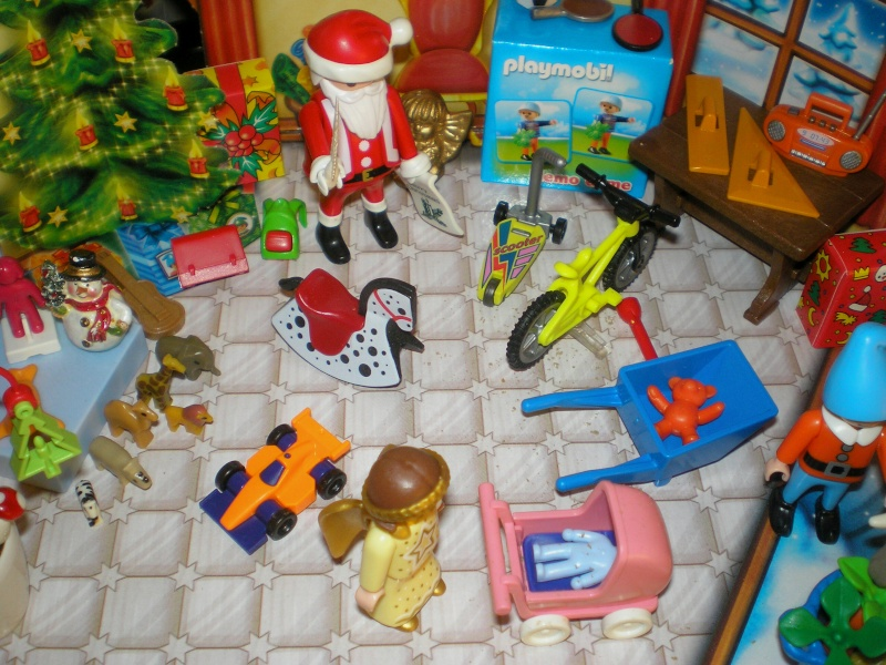 Weihnachtswelt mit PLAYMOBIL-Figuren und -Zubehör - Seite 2 Pm_54916