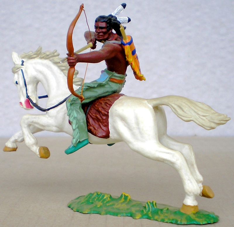 Bemalungen, Umbauten, Modellierungen – neue Indianer für meine Dioramen - Seite 4 Preise10