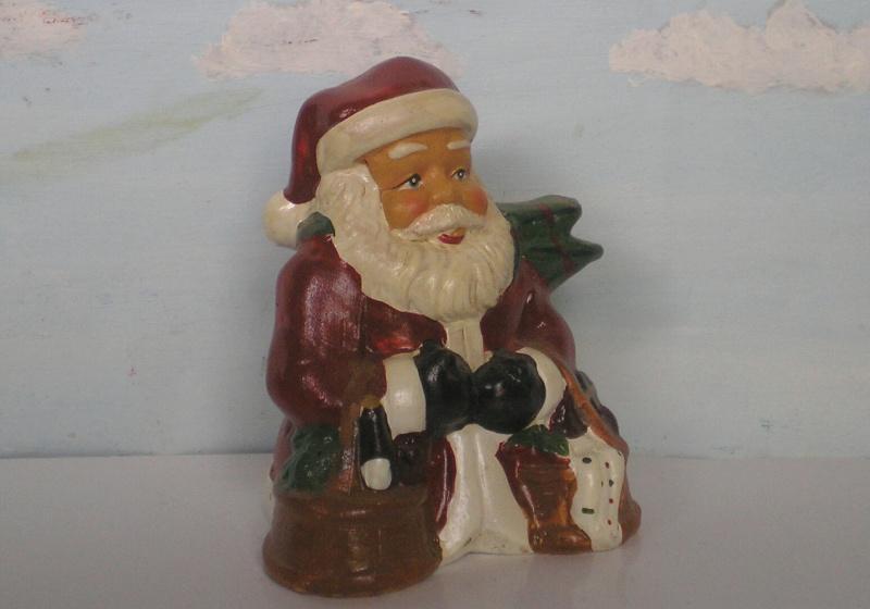 Figuren zur Weihnachtsdekoration - meine Sammlung, Restaurierungen & Bemalungen Weihna12