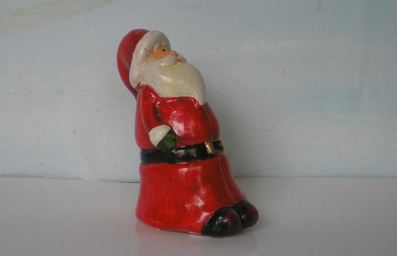 Figuren zur Weihnachtsdekoration - meine Sammlung, Restaurierungen & Bemalungen Weihna15