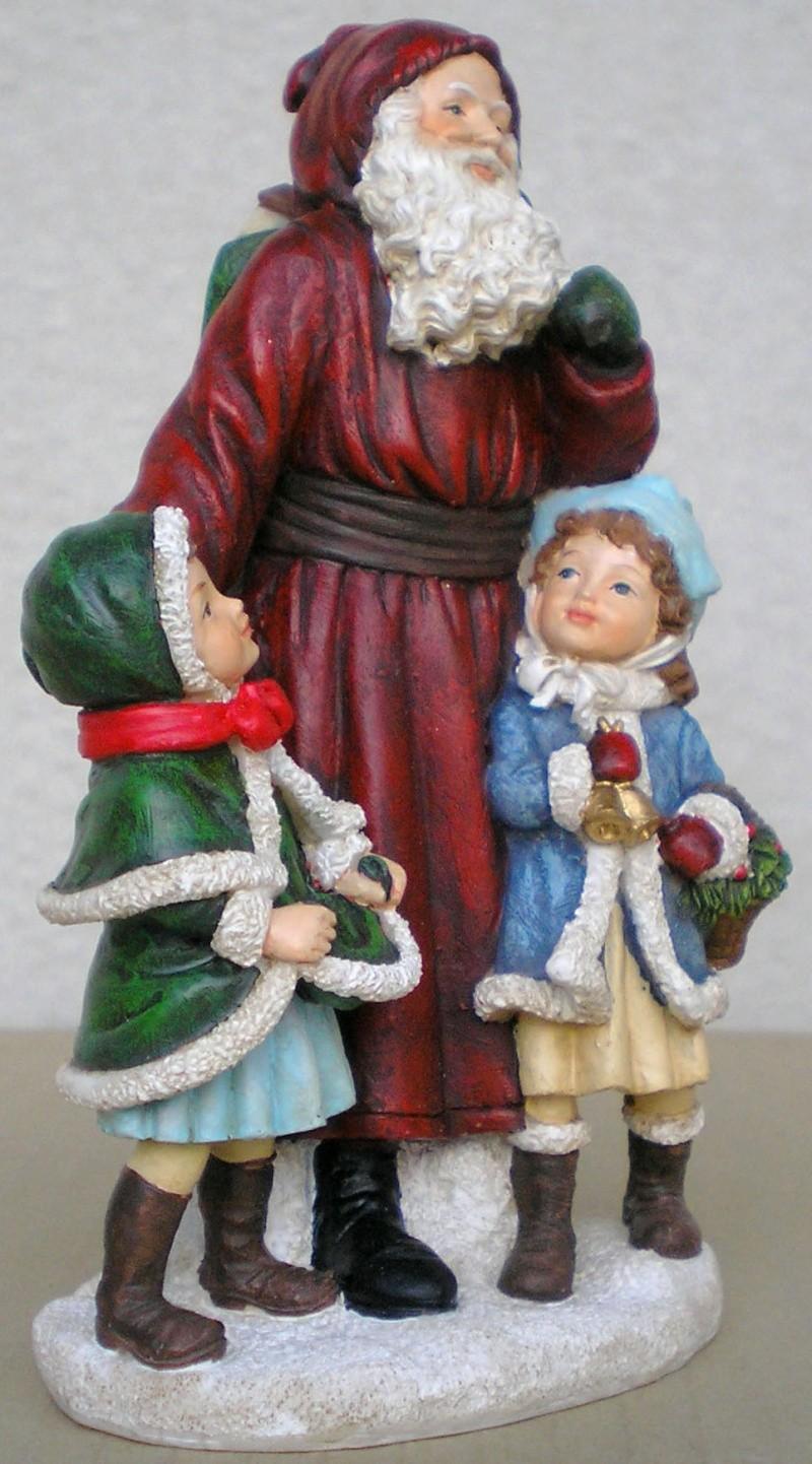 Figuren zur Weihnachtsdekoration - meine Sammlung, Restaurierungen & Bemalungen Weihna23