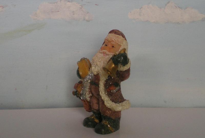 Figuren zur Weihnachtsdekoration - meine Sammlung, Restaurierungen & Bemalungen Weihna24