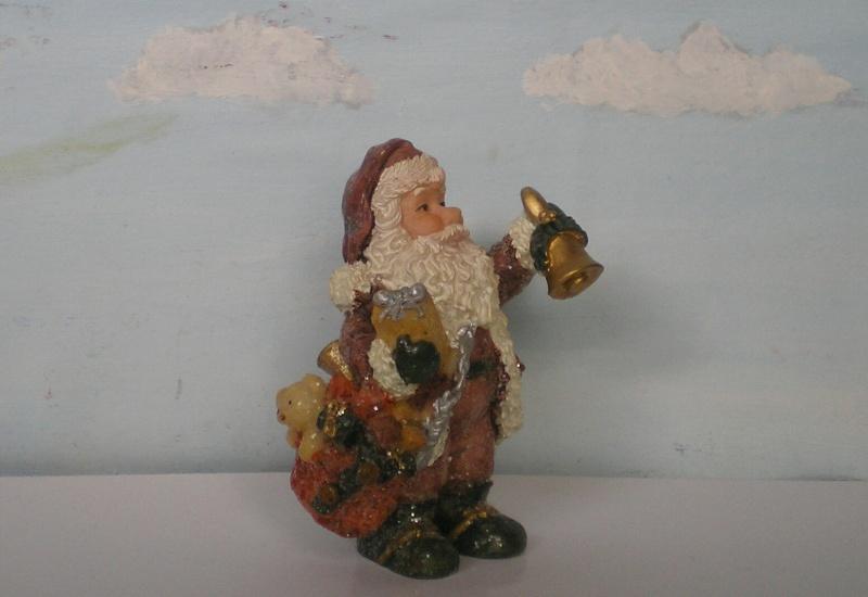 Figuren zur Weihnachtsdekoration - meine Sammlung, Restaurierungen & Bemalungen Weihna26
