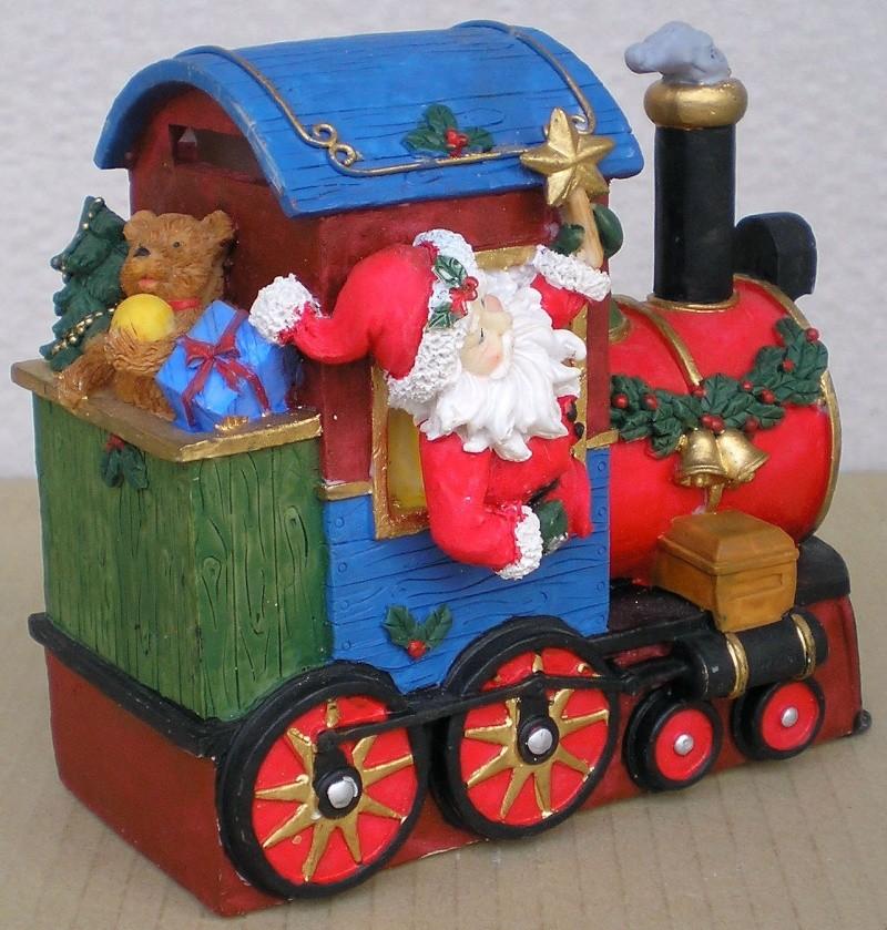 Figuren zur Weihnachtsdekoration - meine Sammlung, Restaurierungen & Bemalungen Weihna28
