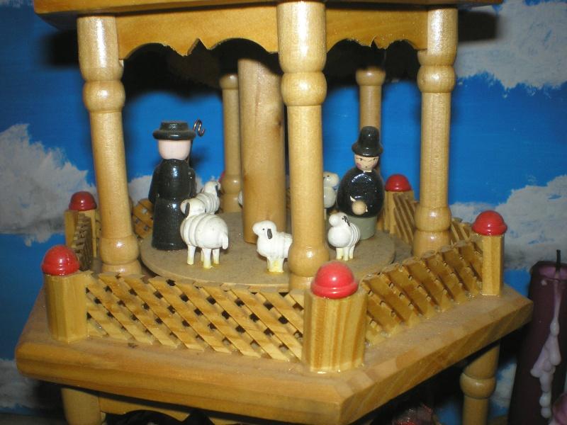Figuren zur Weihnachtsdekoration - meine Sammlung, Restaurierungen & Bemalungen Weihna34