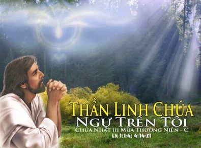 Chúa Nhật 3 Thường Niên Năm C Phụng Vụ Lời Chúa (24.1.2016) Cn-3-t12
