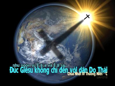 Chúa Nhật 4 Thường Niên Năm C Phụng Vụ Lời Chúa (31.1.2016) Cn-4-t10