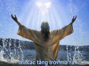 Lễ Chúa Giêsu Chịu Phép Rửa Năm C Suy Niệm Lời Chúa (10.1.2016) Cn-cgs10