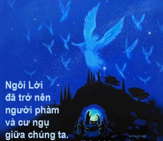 Lễ Chúa Giáng Sinh Năm C (25.12.2015) Suy Niệm Lời Chúa Cn-thu10