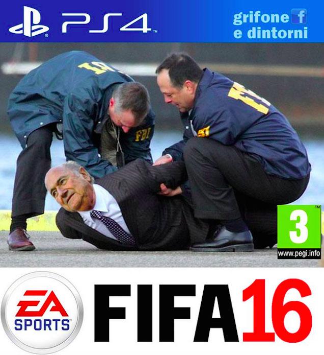 Vive le sport(surtout quand il nous fait rire) - Page 6 Fifa1611