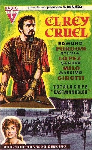 HERODES - BLUT ÜBER JERUSALEM (ITA/FRA 1958) Herode12