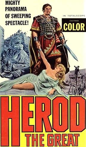 HERODES - BLUT ÜBER JERUSALEM (ITA/FRA 1958) Herode13