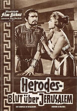 HERODES - BLUT ÜBER JERUSALEM (ITA/FRA 1958) Herode14