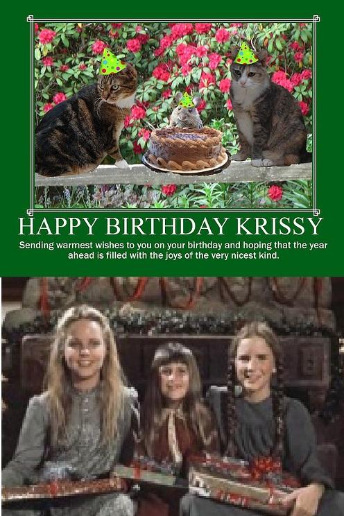 Happy Birthday, Krissy! Krissy10