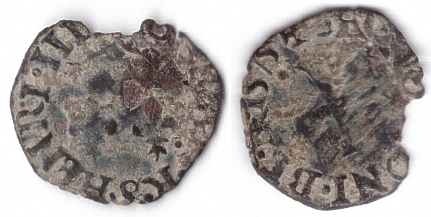 Besoin d'aide pour déterminer pièce 3 Henri III/IV A8r810