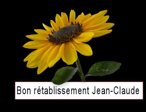 Nouvelles concernant notre Jean-Claude Bon_re10