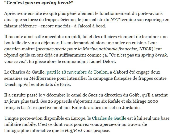 [ Porte-Avions Nucléaire ] Charles de Gaulle Tome 2 - Page 38 Cdg310