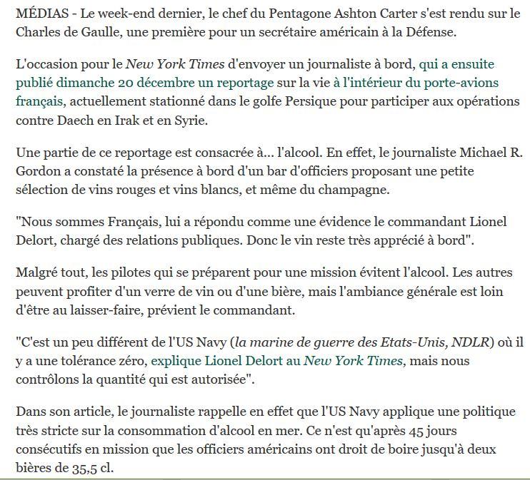 [ Porte-Avions Nucléaire ] Charles de Gaulle Tome 2 - Page 38 Cdg_210