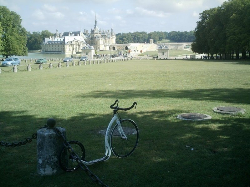 Ballade à Chantilly, mon premier 100 bornes Imag0010