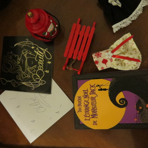 [Décembre 2015] Swap Surprise : Disney et/ou Tim Burton - Page 2 Img_7310