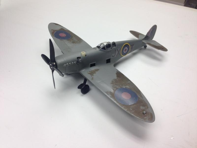 Testors Spitfire Testor12