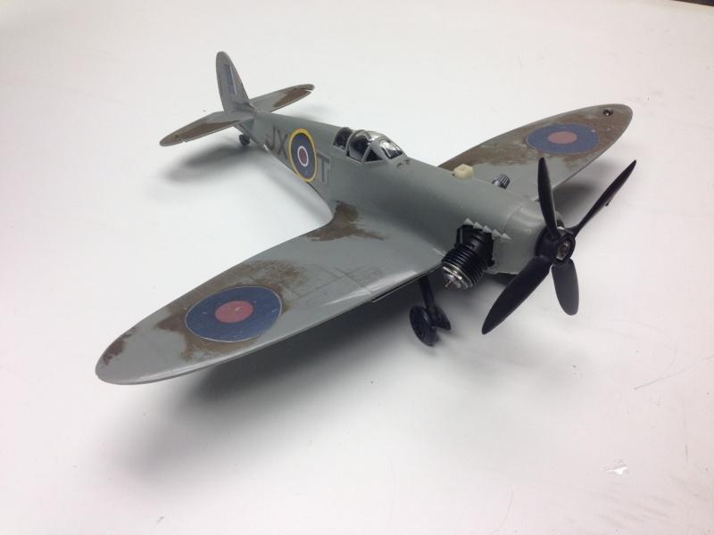 Testors Spitfire Testor13