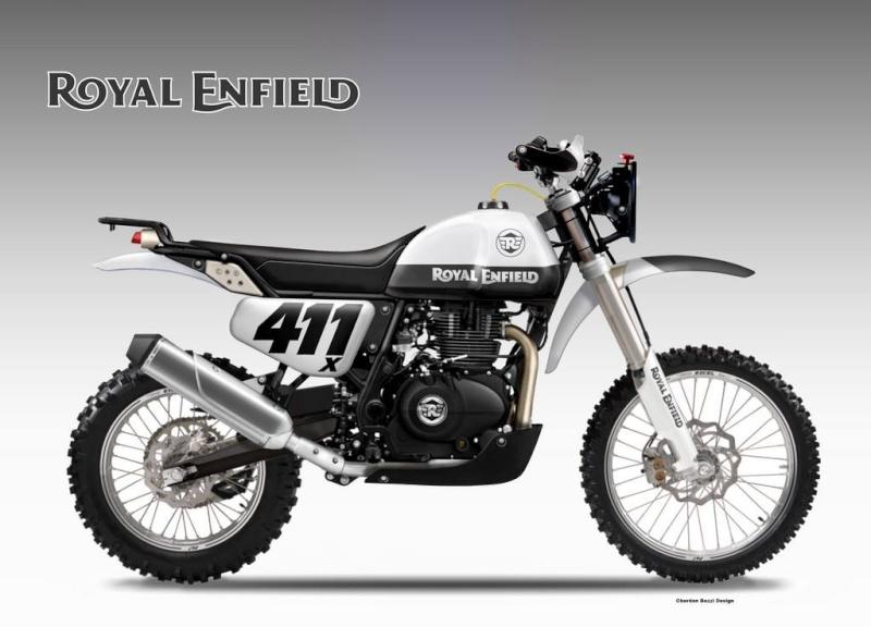 Voici la Royal Enfield Himalayan.... Royal-10