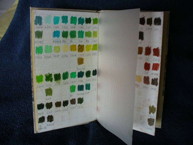 Pastel picture Book510