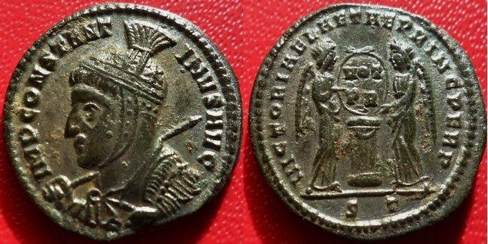 Mes autres monnaies Consta10