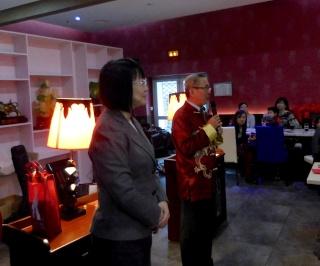 Mme Wang Ju, Consul Général de Chine à Lyon, en visite à Grenoble à l'occasion du Nouvel An chinois Nelan_10
