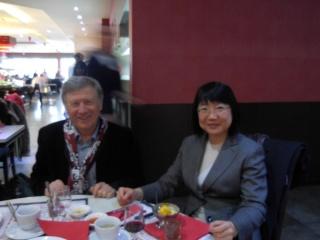 Mme Wang Ju, Consul Général de Chine à Lyon, en visite à Grenoble à l'occasion du Nouvel An chinois Nelan_11