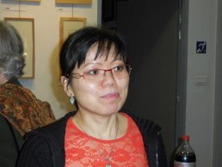 Mme Wang Ju, Consul Général de Chine à Lyon, en visite à Grenoble à l'occasion du Nouvel An chinois Nelan_13