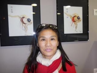 Ping Fan, une  entrepreneure chinoise en France (Grenoble), cofondatrice de «ÉLÉGASIA» Nguyen10