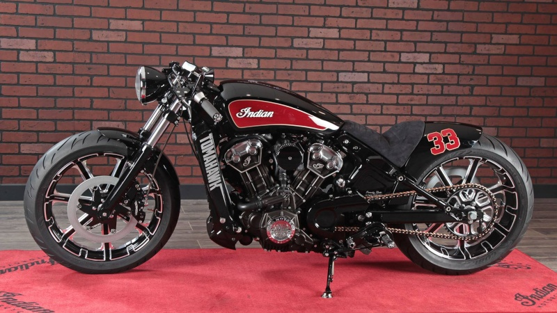 New Indian racer made in Bordeaux 12671610