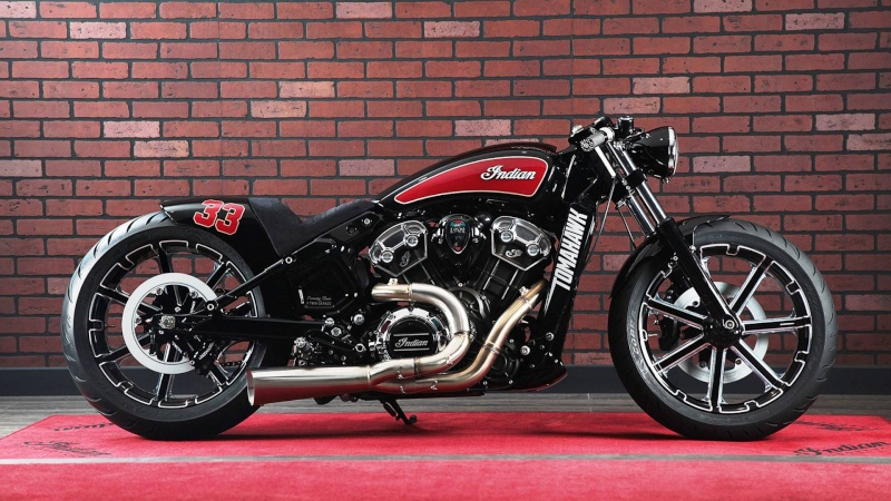New Indian racer made in Bordeaux 12710710