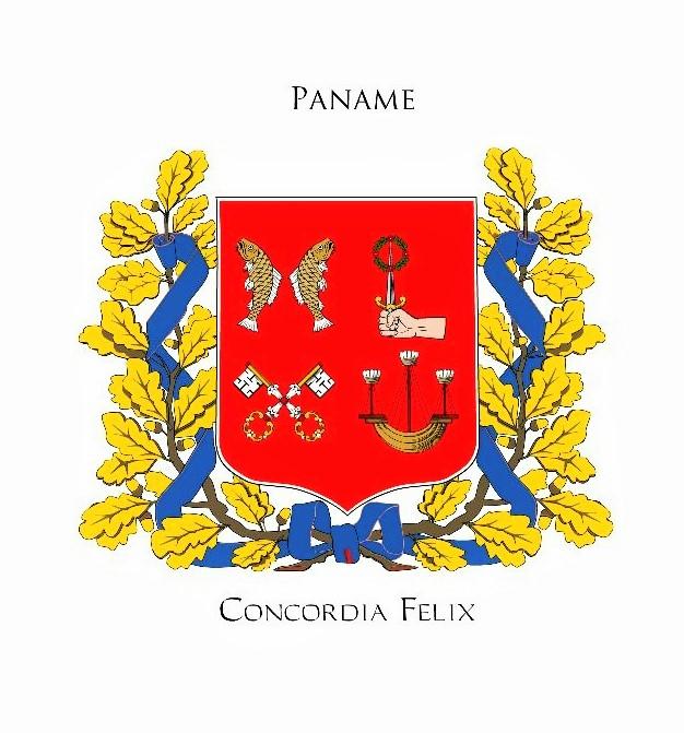 Paname, Gallia Blason11