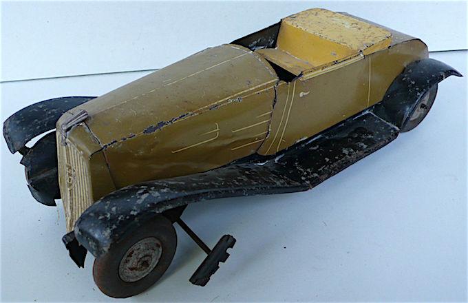 Rare Cabriolet 301 tôle mécanique sur Ebay 301_ca10