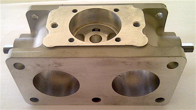 Refabrication de corps de carbu 601 solex 26 /30 FFVS  + couvercle + cuve Carbu_10