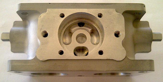 Refabrication de corps de carbu 601 solex 26 /30 FFVS  + couvercle + cuve Carbu_11