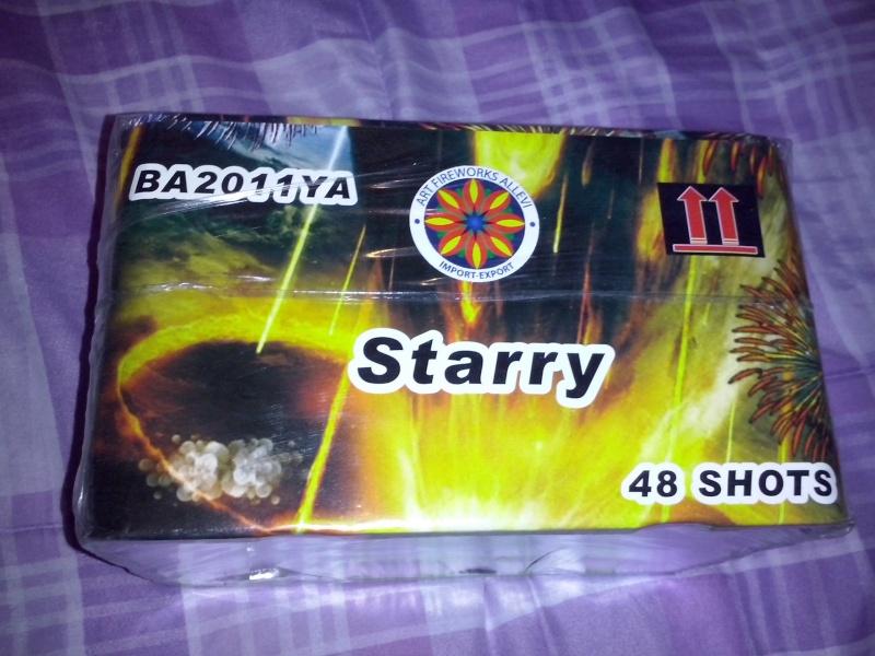 Starry 48 colpi Cam00814
