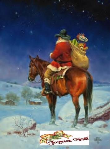 Joyeux Noël Cowboy10