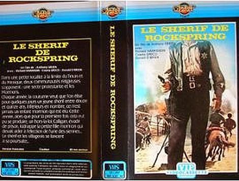 Le shérif de Rockspring ( Lo Scheriffo di Rockspring ) –1971- Mario SABATINI Scerif12