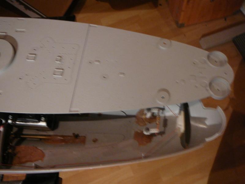 Natürlich, die Mighty Mo ... Stef's USS Missouri RC - Seite 3 P1160915